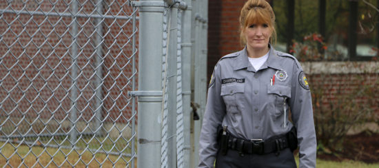 Breaking into Corrections – Cathy Chamberland's story