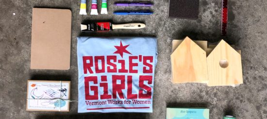 Rosie's Girls Project Kits