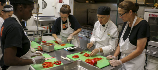 New Culinary Program begins at Chittenden Regional Correctional Facility