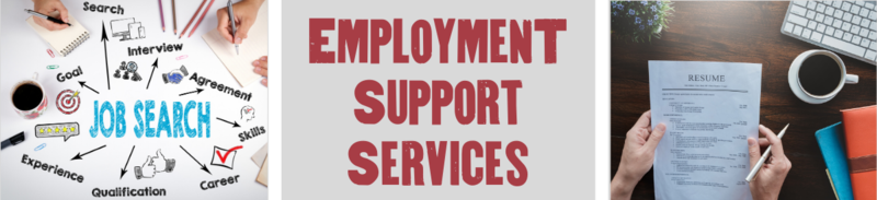 Employment Support Services Banner