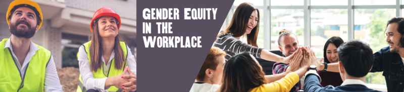 Gender Equity Services Banner
