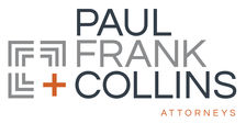 Paul Frank and Collins Law logo