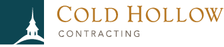 Cold Hollow Sontracting logo