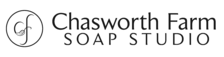 Chasworth Farm Soap Studio logo