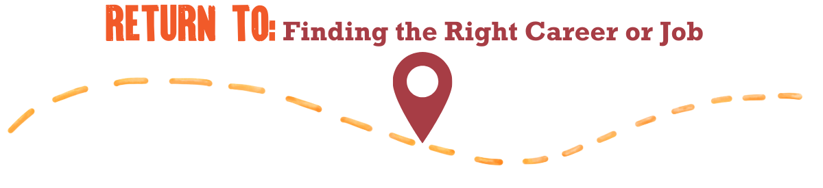 Return To: Finding the Right Career or Job